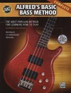Alfred's Basic Bass Method Complete: The Most Popular Method for Learning How to Play: For Individual or Class Instruction - Ron Manus, Steve Hall