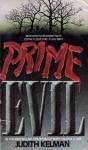 Prime Evil - Judith Kelman
