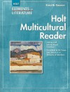 Holt Elements of Literature Multicultural Reader, Fourth Course - Holt Rinehart