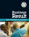 Business Result Upper Intermediate: Student's Book Pack - Rebecca Turner, Michael Duckworth