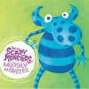 Muddly Monster (Not So Scary Monsters) - Mandy Archer