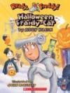 Halloween Fraidy-Cat (Ready, Freddy! #8) - Abby Klein, John McKinley