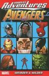 The Avengers, Volume 7: Weirder and Wilder (Marvel Adventures) - Jeff Parker, Ig Guara