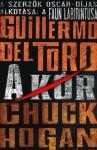 A kór ( A kór trilógia, #1) - Guillermo del Toro, Chuck Hogan