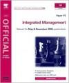 Cima Study Systems 2006: Integrated Management - David Harris