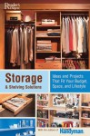 Storage & Shelving Solutions: Over 70 Projects and Ideas That Fit Your Budget, Space, andLifestyle - Family Handyman Magazine