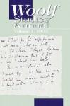 Woolf Studies Annual: 1995 - Mark Hussey