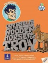 Odysseus And The Wooden Horse Of Troy (Lila) - Martin Waddell, Homer, C- Series Editor Hall