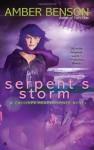 Serpent's Storm - Amber Benson