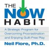 The Now Habit: A Strategic Program for Overcoming Procrastination and Enjoying Guilt-Free Play - Neil A. Fiore, Gildan Assorted Authors