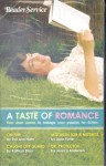A Taste of Romance: Four Short Stories to Indulge Your Passion for Fiction - Jane Porter, Kathryn Shay, Jessica Andersen, Stef Ann Holm