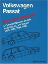 Volkswagen Passat Service Manual 1990, 1991, 1992, 1993: 4-Cylinder Gasoline Models Including GL and Wagon - Bentley Publishers