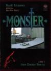Monster, Libro 1: Herr Doctor Tenma - Naoki Urasawa, Naoki Urasawa
