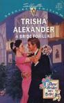 A Bride For Luke - Trisha Alexander