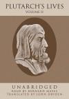 Lives, Vol 2, Part 2 - Plutarch, Bernard Mayes, John Dryden