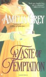 A Taste of Temptation - Amelia Grey