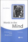Words in the Mind - Jean Aitchison