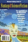 The Magazine of Fantasy & Science Fiction, March/April 2014 - Gordon Van Gelder, Pat MacEwen, Jon DeCles, Michael Libling, Leo Vladimirsky, Oliver Buckram, Ron Goulart, Sarah Pinsker, Albert E. Cowdrey, Daniel Marcus, Ted White, D.M. Armstrong, Gordon Eklund, Rob Chilson