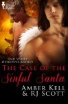 The Case of the Sinful Santa (End Street Detective Agency #4) - Amber Kell, R.J. Scott