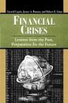 Financial Crises: Lessons from the Past, Preparation for the Future - Gerard Caprio Jr., Robert E. Litan, James A. Hanson