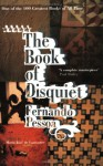 The Book of Disquiet - Fernando Pessoa, Maria José de Lancastre, Margaret Jull Costa