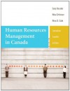 Human Resources Management in Canada, Twelfth Canadian Edition Plus MyManagementLab with Pearson eText -- Access Card Package (12th Edition) - Gary Dessler, Nita Chhinzer, Nina D. Cole