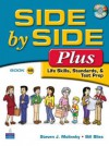 Side by Side Plus 1 Student Book B (with Gazette Audio CD) - Steven J. Molinsky, Bill Bliss