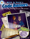 Mick and Nova's Code Busters, Grades 3 - 7: 30 code-breaking activities, memory verses, jokes, and more! - Christopher P.N. Maselli