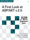 A First Look At Asp. Net V. 2. 0 - Alex Homer, David Sussman, Rob Howard