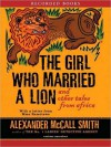 The Girl Who Married a Lion: And Other Tales from Africa (MP3 Book) - Alexander McCall Smith