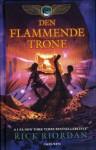 Den Flammende Trone (Kane Arkiverne, bog 2) - Rick Riordan