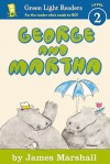 George and Martha - James Marshall