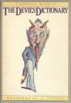 The Devil's Dictionary - Ambrose Bierce, Jean-Claude Suarès