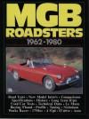 MG MGB Roadsters 1962-80 - R.M. Clarke