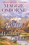 The Bride of Willow Creek - Maggie Osborne