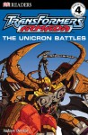 Transformers Armada: The Unicron Battles (Dk Readers) - Andrew Donkin