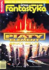 Nowa Fantastyka 180 (9/1997) - Philip K. Dick, Adam Wiśniewski-Snerg, Mieszko Zagańczyk, Iain M. Banks, Mary Soon Lee
