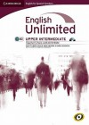 English Unlimited for Spanish Speakers Upper Intermediate Teacher's Pack (Teacher's Book with DVD-ROM) - Alex Tilbury, Leslie Anne Hendra, Sarah Ackroyd