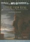 Letters from Rifka - Karen Hesse, Laural Merlington, Dan John Miller