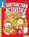 Subtraction Activities: Grade 1 (Flash Skills) - Flash Kids Editors, Flash Kids