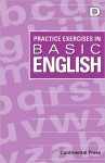 English Workbook: Practice Exercises in Basic English, Level D - 4th Grade - continental press