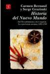 Historia del Nuevo Mundo I: del Descubrimiento a la Conquista. La Experiencia Europea 1492-1550 - Serge Gruzinski, Carmen Bernand