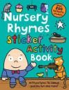 Nursery Rhymes Sticker Activity Book - Roger Priddy