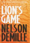 Lions Game - Nelson DeMille