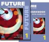 Future 1 package: Student Book (with Practice Plus CD-ROM) and Workbook - Sarah Lynn, Lisa Johnson, Marjorie Fuchs