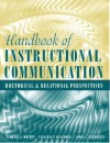 Handbook of Instructional Communication: Rhetorical and Relational Perspectives - Timothy P. Mottet, James C. McCroskey, Virginia P. Richmond