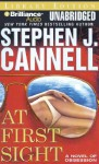 At First Sight - Scott Brick, Stephen J. Cannell