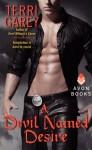 A Devil Named Desire (The Devil's Bargain #2) - Terri Garey