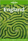 England (1st edition) - Ryan Ver Berkmoes, Neal Bedford, Lou Callan, Lonely Planet