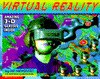 Virtual Reality/Book and 3-D Glasses - H.P. Newquist, Gerald Marks